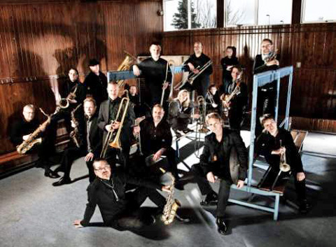 国営デンマーク放送協会 The Danish Radio Big Band DR Big Band