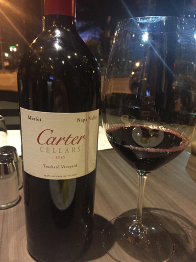 Carter CELLARS カンザスシティ AVENUES BISTRO