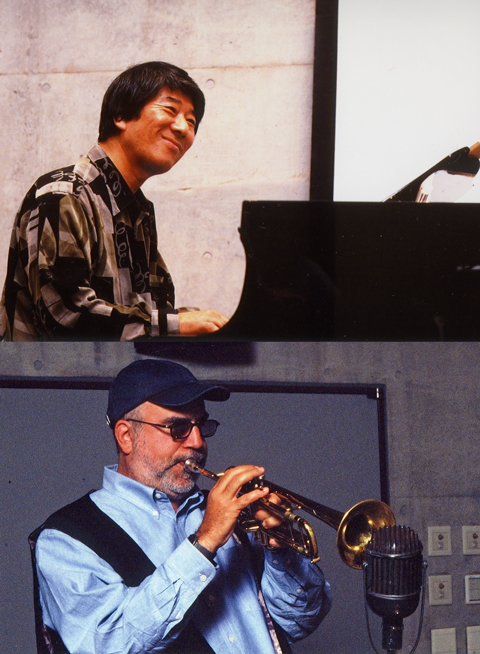 湊孝夫 ランディー・ブレッカー Randy Brecker I'm Glad There Is You